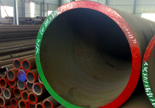 ASTM A53 Grade C Carbon Steel Seamless Pipe