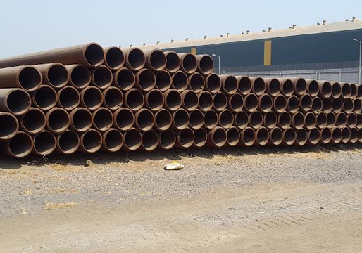 ASTM A672 EFW Pipes