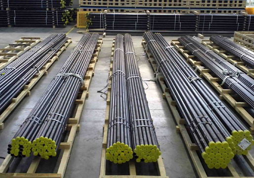 BS 1387 ERW Galvanized Steel Pipes