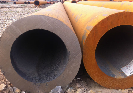 Heavy wall thickness carbon steel seamless pipes tubes