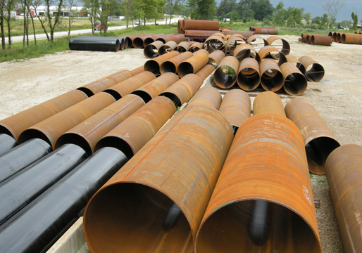 ASTM A672 Welded Pipes