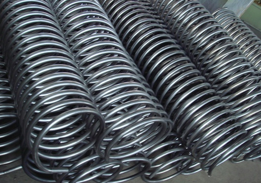 SUS Stainless Steel Coiled Tubes